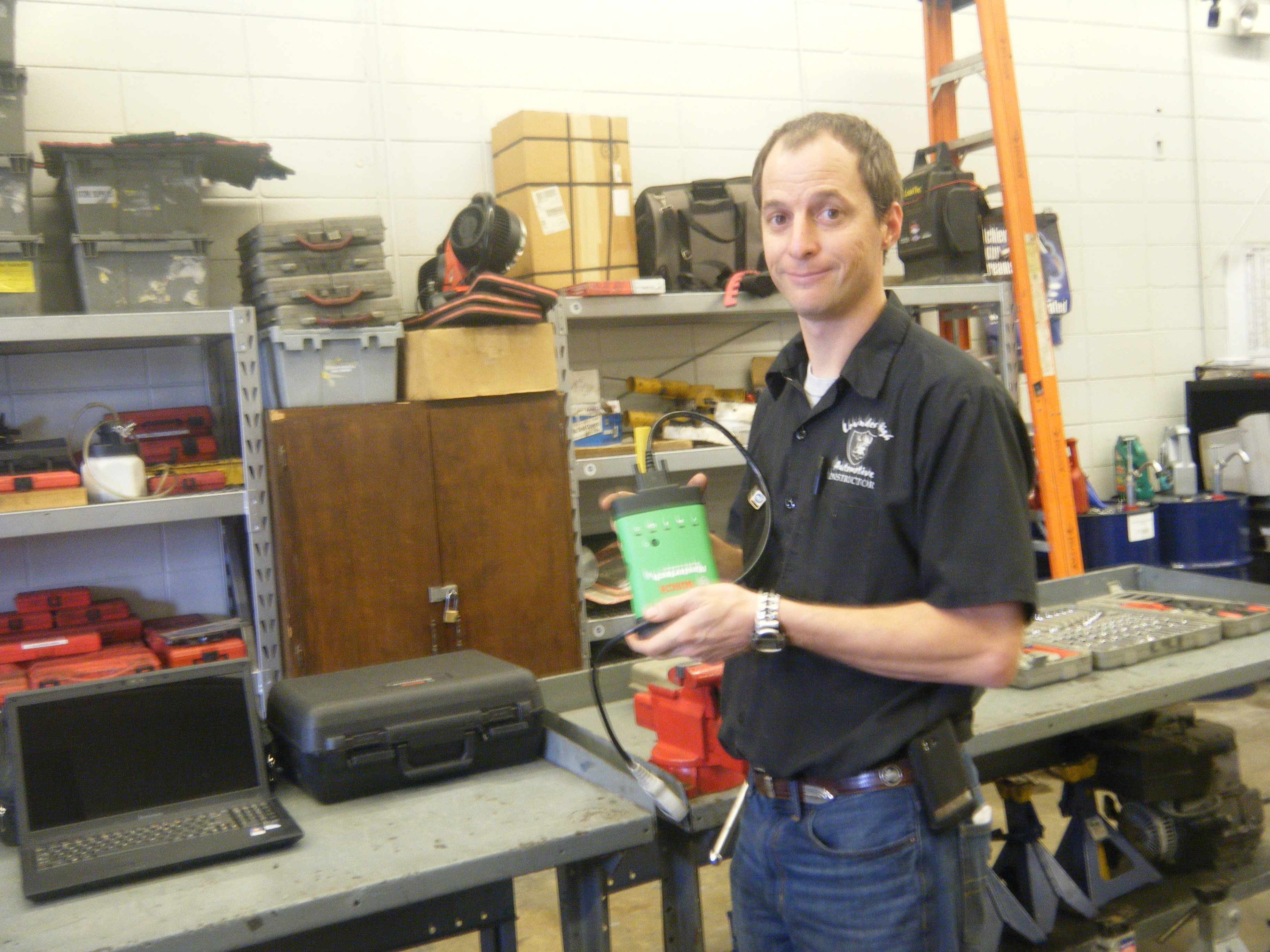 Lowndes County High School adds AYES program to NATEF Accredited